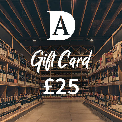 Drinks Aisle Gift Card £25