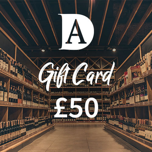 Drinks Aisle Gift Card £50