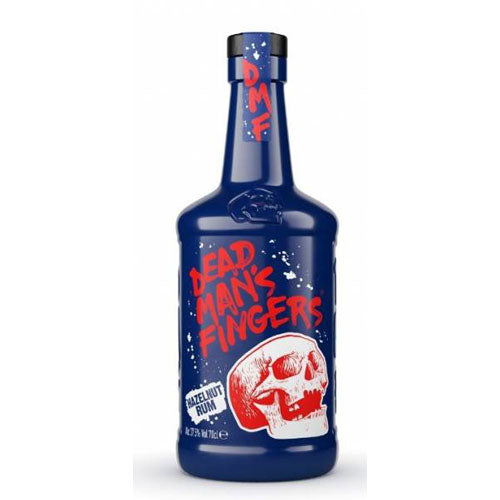 Dead Man's Fingers Hazelnut Rum 70cl