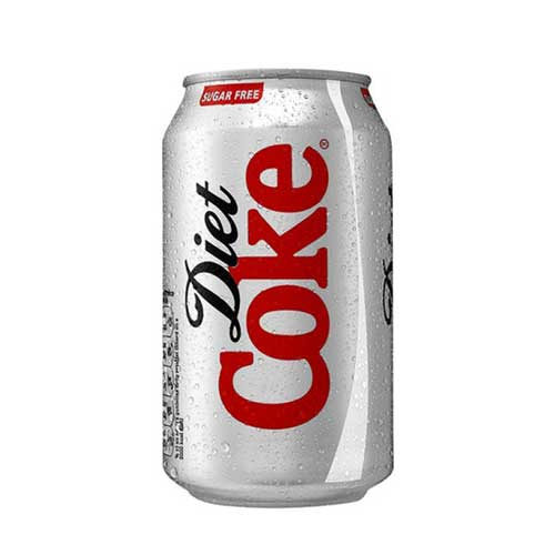 Diet Coke 24 x 330ml cans