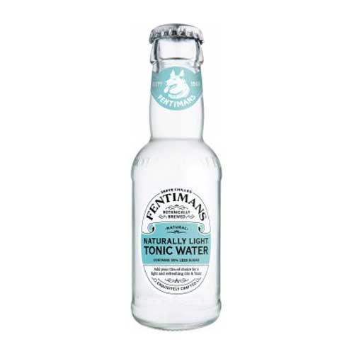 Fentimans Light Tonic Water 12 x 200ml