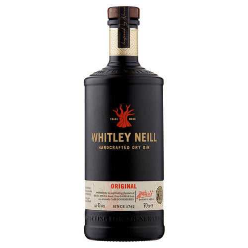 Whitley Neill Original London Dry Gin 70cl