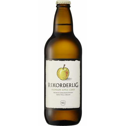 Rekorderlig Apple Cider 4.5% abv 15 x500ml