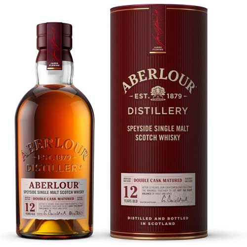 Arbelour 12 Year Old Whiskey 70cl