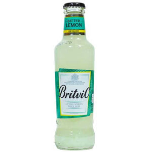 Britvic Low Calorie Bitter Lemon 24 x 200ml