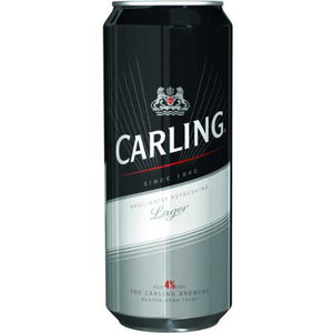 Carling Lager 24 x 500ml Cans