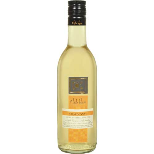 Club Klass Chardonnay 12 x187ml