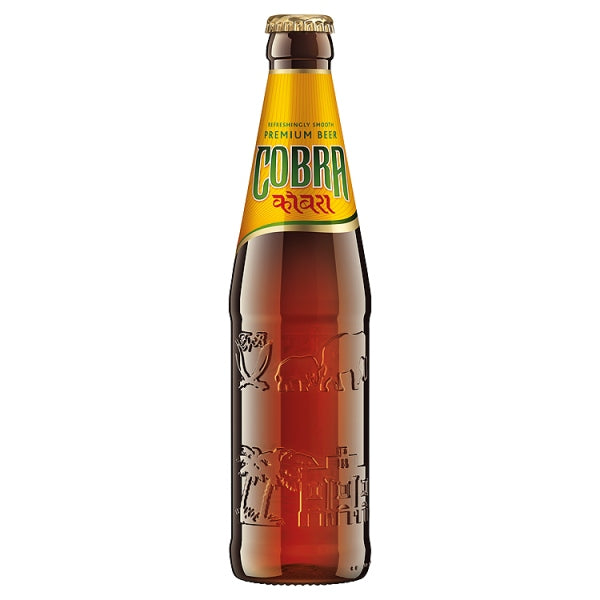 Cobra Premium Lager 24 x 330ml