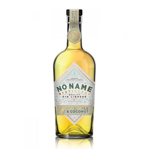 No Name Gin Liqueur - Pineapple & Coconut 50cl