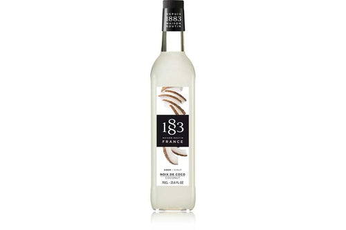1883 Routin Coconut Cocktail Syrup 70cl