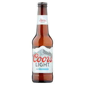 Coors Light Beer 12 x 330ml