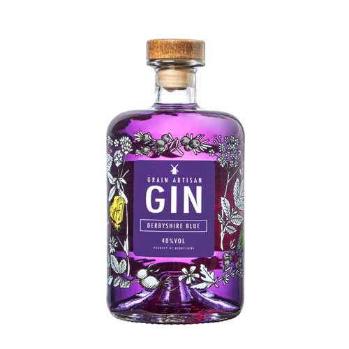 Grain Artisan Derbyshire Blue Gin