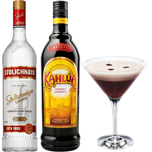 Espresso Martini Cocktail Gift Set