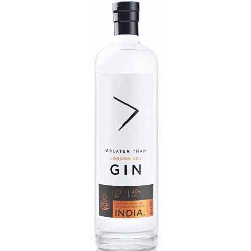 Greater Than London Dry Gin 700ml