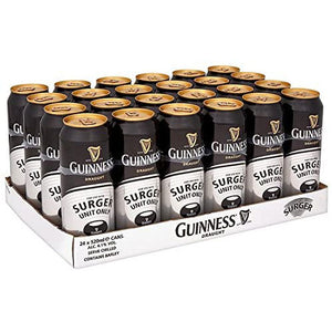 Guinness Surger Cans 24 x 520ml
