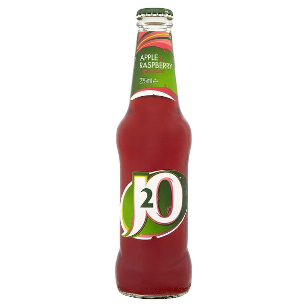 J20 Apple & Raspberry Juice Drink 24 x 275ml