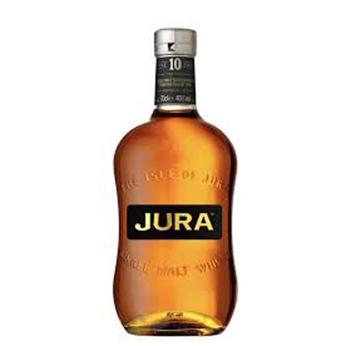 Jura 10 Year Old Whisky 70cl