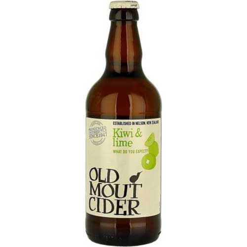 Old Mout Kiwi & Lime Cider 12 x 500ml