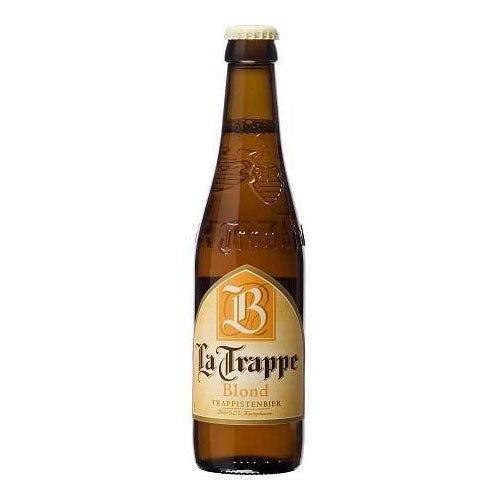 La Trappe Blond Beer 330ml