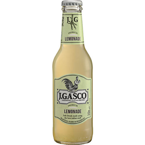 J.Gasco Lemonade 24 x200ml