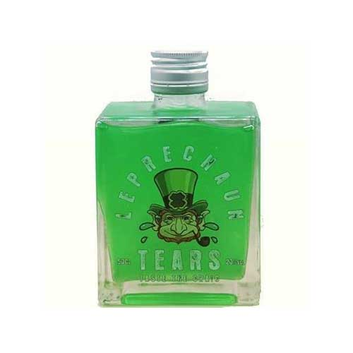Leprechaun Tears Candy Orange Sherbet Shimmer Gin Liqueur 50cl