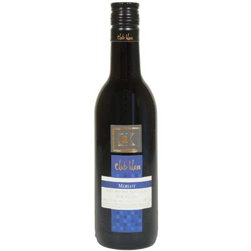 Club Klass Merlot 12 x187ml