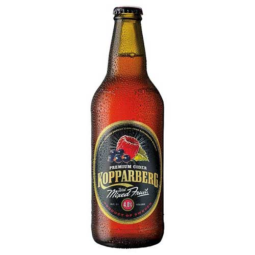 Kopparberg Mixed Fruit Cider 15 x 500ml