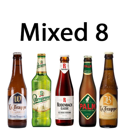 Mixed 8 Case Speciality Craft Beer