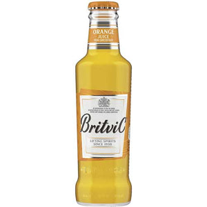 Britvic 100% Orange Juice 24 x 250ml