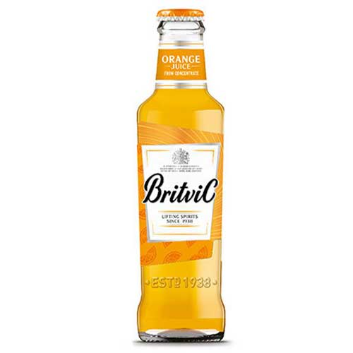 Britvic Orange Juice 24 x 200ml