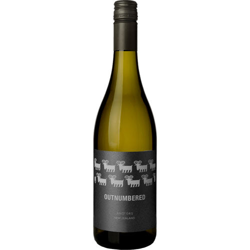 Outnumbered Pinot Gris 75cl