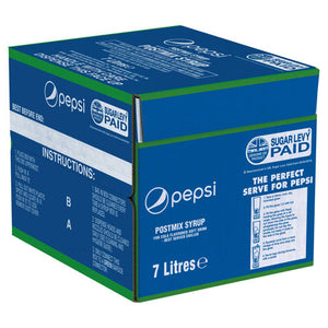 Pepsi Bag-in-Box 7L