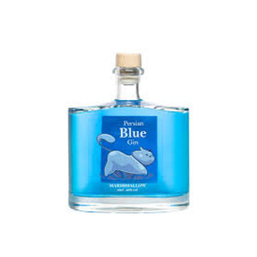 Persian Blue Marshmallow Gin