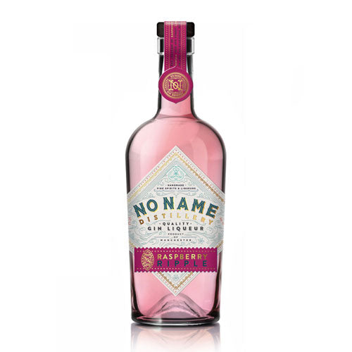 No Name Distillery Gin Liqueur - Raspberry Ripple 50cl