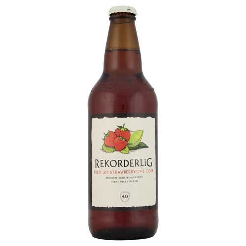 Rekorderlig Strawberry & Lime Cider 15 x 500ml