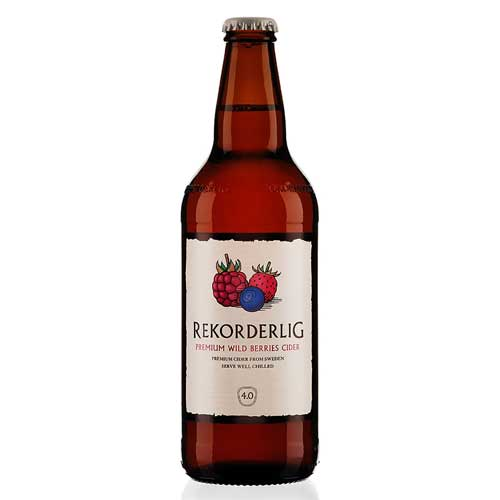 Rekorderlig Wild Berries Cider 15 x 500ml