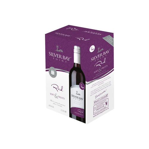 Silver Bay Point Red Wine Box 2.25L
