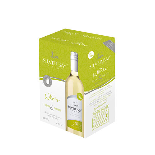 Silver Bay Point White Wine Box 2.25L
