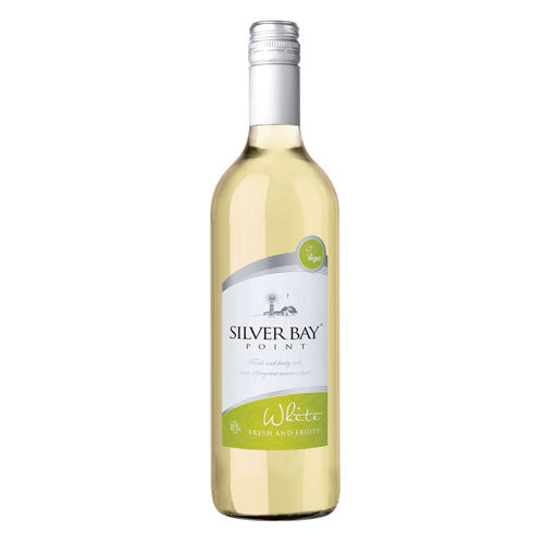Silver Bay Point White Wine 75CL