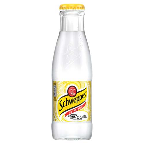 Schweppes Slimline Tonic Water 24 x 125ml
