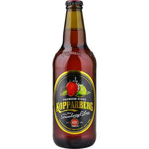 Kopparberg Strawberry & Lime Cider 15 x 500ml