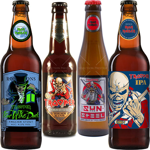 Iron Maiden Trooper Pick & Mix 8 Pack