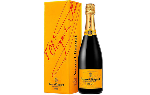Veuve Yellow Label Gift Box 75cl
