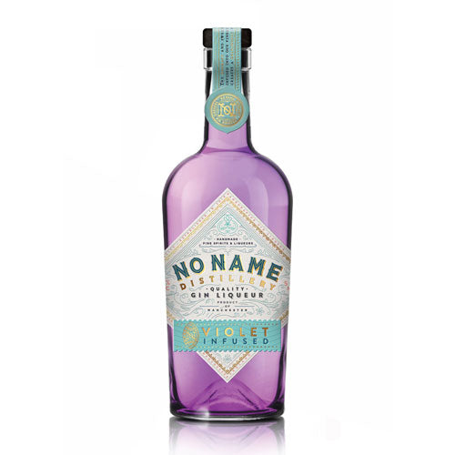No Name Distillery Gin Liqueur - Violet 50cl