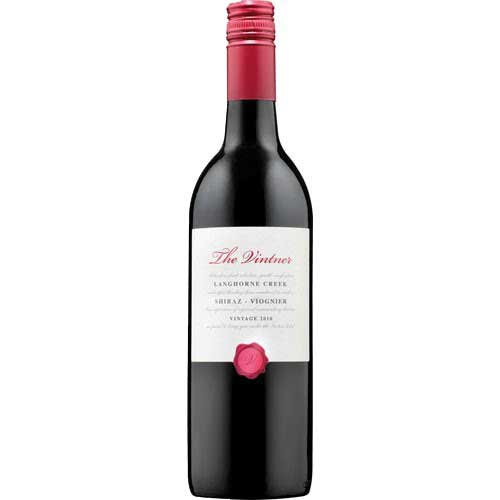 The Vintner Shiraz Viognier MULTIBUY 3 x 75cl