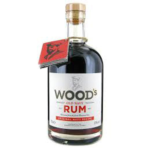 Wood's Old Navy Rum 70cl