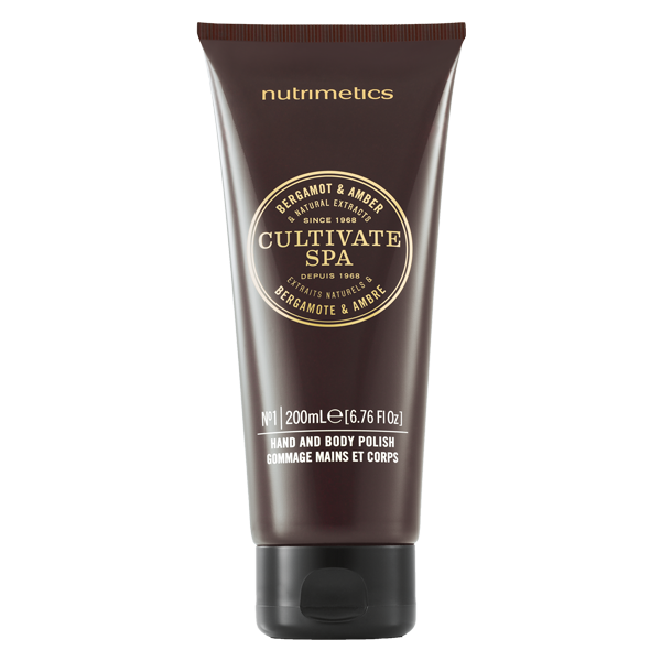 Cultivate Spa Hand & Body Polish 200ml