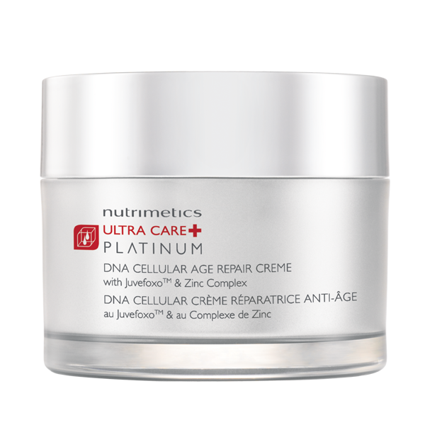 Ultra Care+ Platinum DNA Cellular Age Repair Crème 60ml