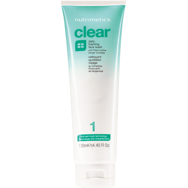 Clear Daily Foaming Face Wash 130ml