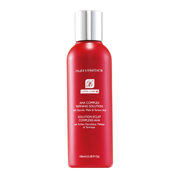 NEW Ultra Care+ AHA Complex Refining Solution 100ml